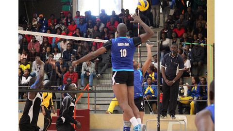 Volleyball is growing:  Scholze
