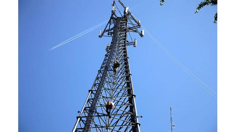 MTC erects new towers