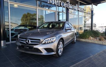 Mercedes-Benz C200 with Price Advantage