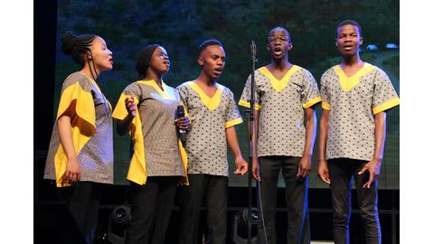Kuisebmond Secondary scoops choir competition