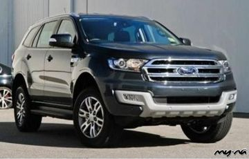 Ford Everest Limited 3.2 TDCi 4wD