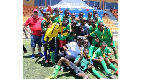 KSSR football league comes to end