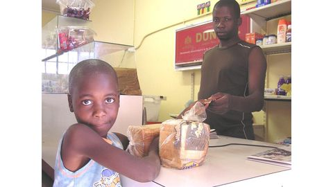 Okombahe bakery now operational