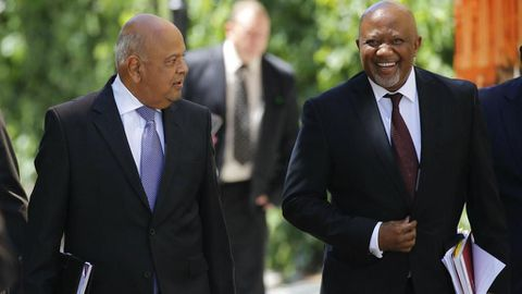 Gordhan positive about good growth