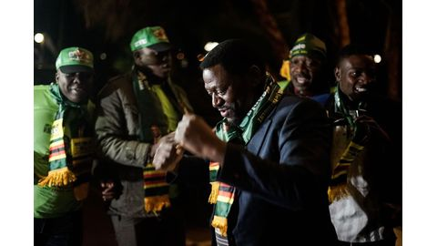 Chamisa rejects Zim poll results