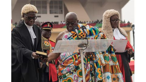Akufo-Addo caught up in plagiarism row