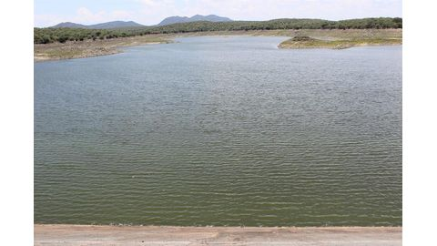Enough water for 24 months in central area