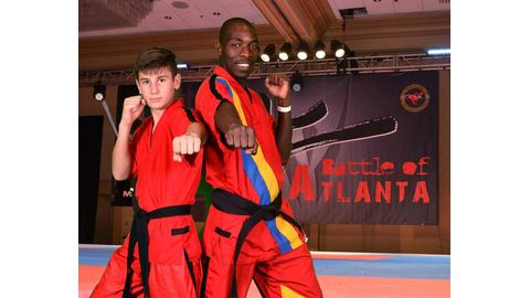 Namibian kickboxers off to world champs