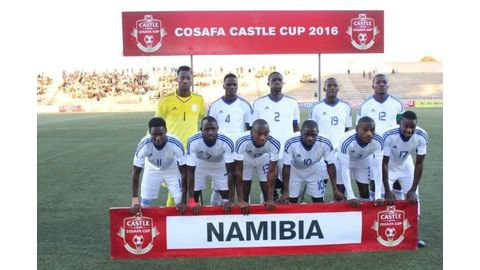 Namibia the biggest movers in latest Fifa world rankings