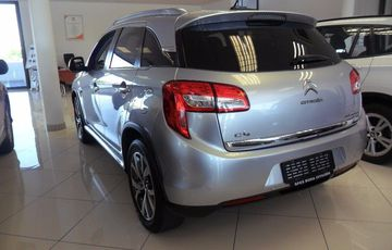 2012 Citroen C4 Aircross 2.0 CVT AWD Exclusive