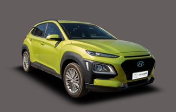 Hyundai Kona 1.0L Executive Manual