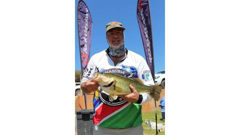 Bass angling tourney off to good start