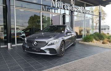 2019 Mercedes-Benz C220d Demo
