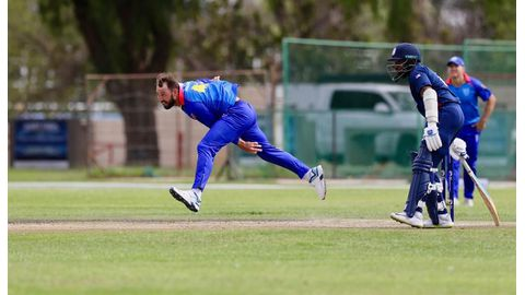 Namibian cricket on a roll