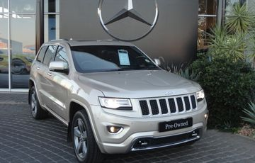 2014 Jeep Grand Cherokee 3.0ltr CRD Overland