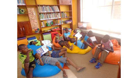 Libraries crucial to Namibian society