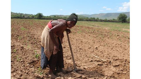 Drought assistance welcomed