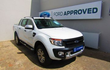 2015 Ford Ranger Wildtrak 4x4 A/T