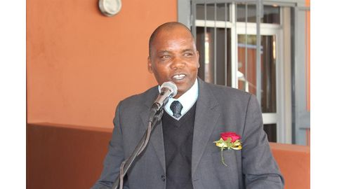 Swapo infighting at Kalkrand