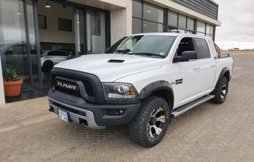 Dodge Ram 6.4 Rebel