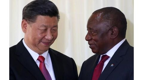 Chinese plan metallurgical complex in SA