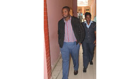 Air Namibia accused appears