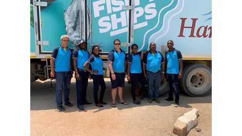 Hangana Seafood lends a helping hand