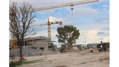 Construction industry 'captured'