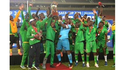 Southern Africa's finest cash in on Cosafa