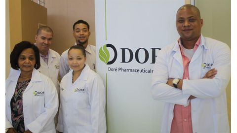 Homegrown medicines from Doré
