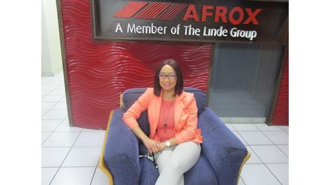 Meet Afrox's rising star