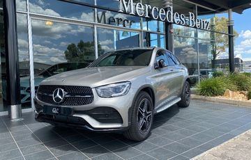 Brand New Mercedes-Benz GLC300d Coupe