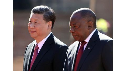 China's pledges US$14.7b investment in South Africa