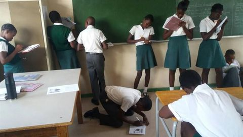 Too few secondary schools in Gobabis