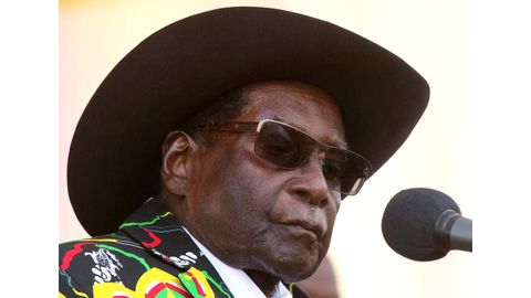Mugabe political outfit is 'no threat'