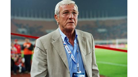 Lippi to give success-starved China glimpse of future