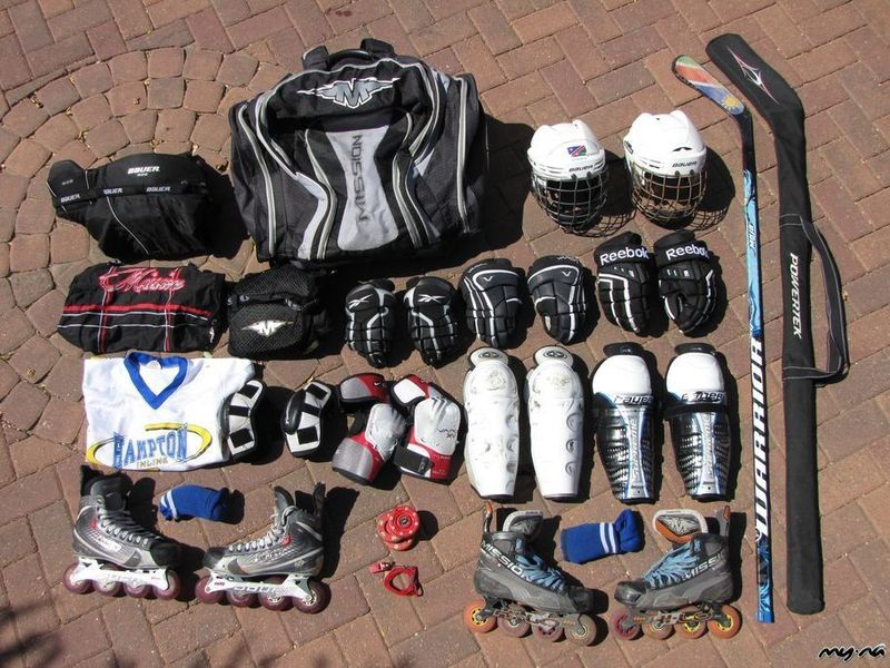 1b4cb5365 Inline Hockey Equipment. Contact Agent  Reviews