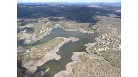 Relief as dams receive water