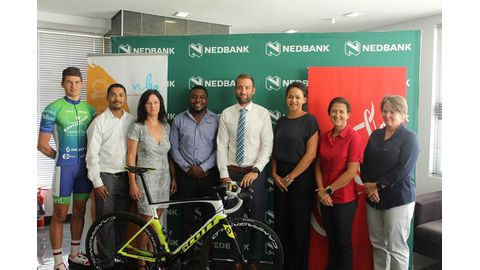 Nedbank geared up for cycling challenge