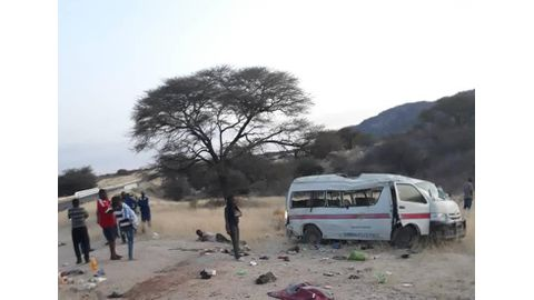 13 killed on roads