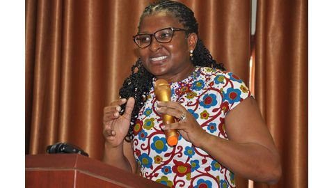 Everybody needed in fight against GBV: Geingos