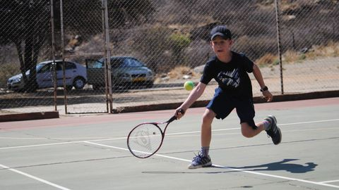 PTA Tennis Series finishes in style