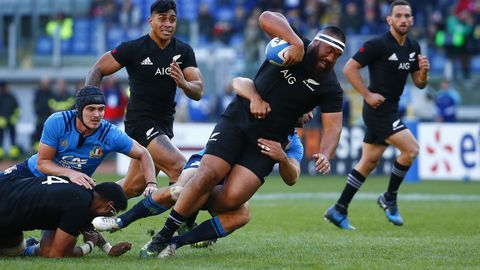All Blacks 'bounce back', ready for Ireland rematch