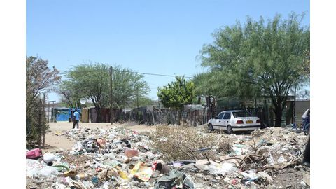 All hands on deck for a cleaner Namibia
