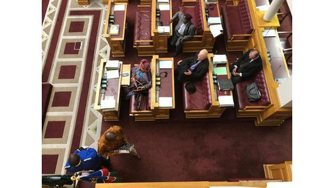 MPs abandon National Assembly after tea