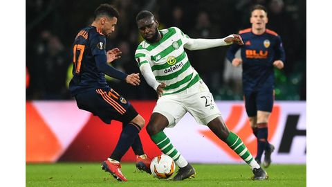 Valencia too strong for Celtic