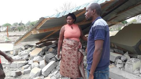 Katima demolitions halted