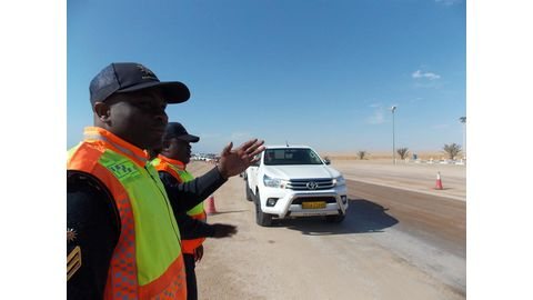 219 arrested, N$4.5m in fines