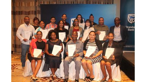 Long Service Employees receive recognition for loyalty