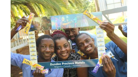 Dundee sweetens education
